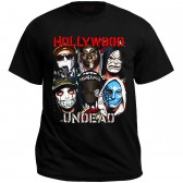 "Футболка ""Hollywood Undead"""