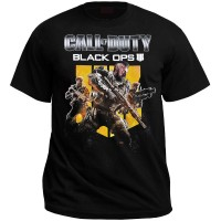 "Футболка ""Call of Duty (Black Ops)"""