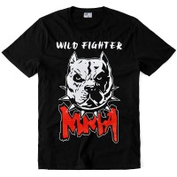 "Футболка ""Wild Fighter (MMA)"""